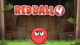 Red Ball 4 - заставка