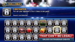 NBA JAM - достижения