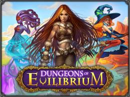 Dungeons of Evilibrium - заставка