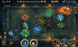 Lair Defense: Dungeon - игра