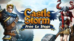 CastleStorm - Free to Siege - заставка