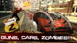 Route Z - игра