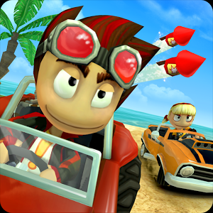 Beach Buggy Racing - иконка