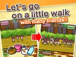 Walk-A-Funghi - игра