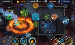 Lair Defense: Shrine - игра