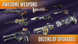 GunFinger - оружие
