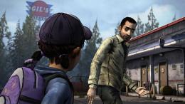 The Walking Dead: Season Two - игра