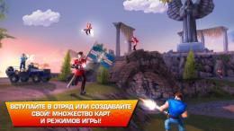 Blitz Brigade - игра
