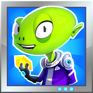 Galaxy Dash: Race to Outer Run - иконка