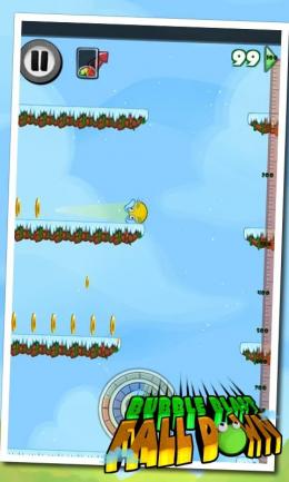 Пузырь Баббл - игра