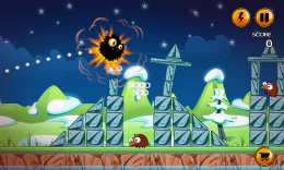 Angry Cats - игра