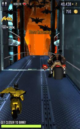 Batman & The Flash: Hero Run - игра