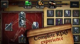Heroes Call - инвентарь
