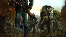 The Walking Dead: Season One - игра