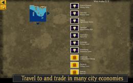 Age of Pirates RPG Elite - города