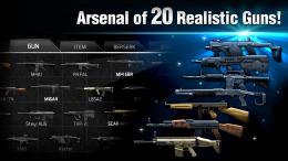 GUN ZOMBIE 2 : RELOADED - оружие