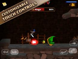 Swordigo - игра