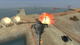GUNSHIP BATTLE - игра