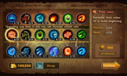 Lair Defense: Dungeon - возможности