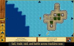 Age of Pirates RPG Elite - мир