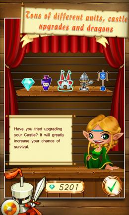 Fantasy Kingdom Defense HD - улучшение