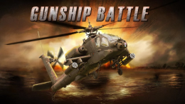 GUNSHIP BATTLE - заставка