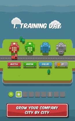 RGB Express - игра