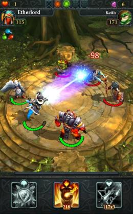 Etherlords - игра