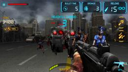 GUN ZOMBIE 2 : RELOADED - игра