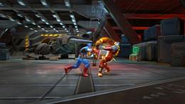 Marvel: Битва чемпионов - бой