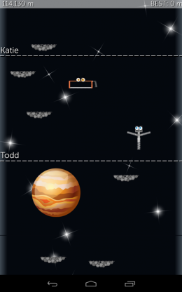 Springer - космос