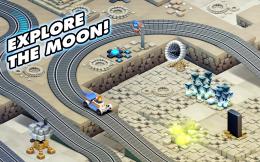 Groove Racer - луна