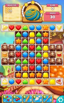 Cookie Jam - игра
