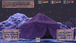 TOI:Fallen Knight - лагерь