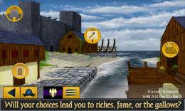 Age of Pirates RPG Elite - город