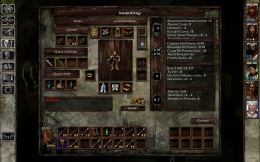 Icewind Dale Enhanced Edition - инвентарь