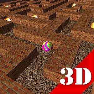 Лабиринт 3D - иконка