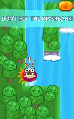 Мопс - Pug Rapids для Android
