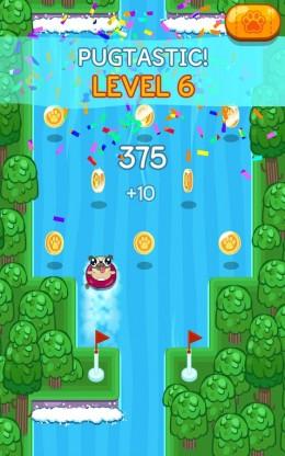 Монетки - Pug Rapids для Android