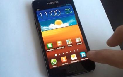 Новые возможности графической оболочки смартфонов Samsung - информация
