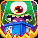 Иконка - Monsters Ate My Condo для Android