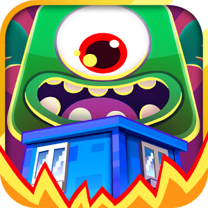 Иконка - Monsters Ate My Condo для Android