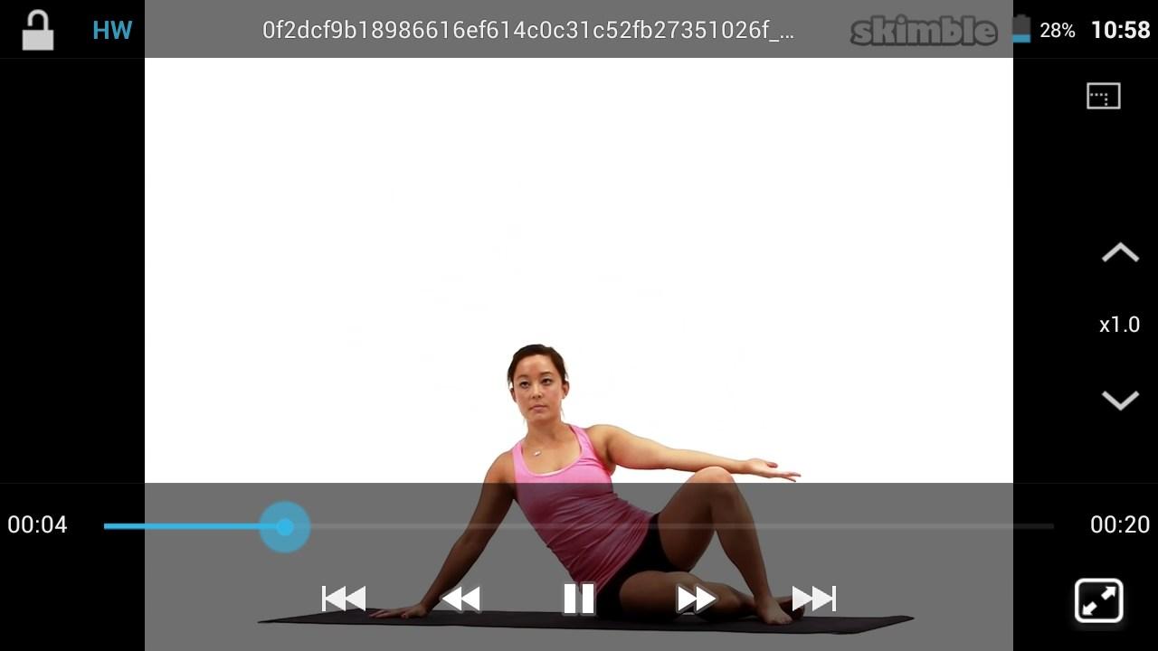 Интерфейс - DicePlayer для Android