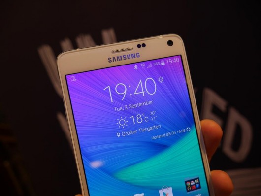 Информация о будущих смартфонах Samsung - свежее устройство