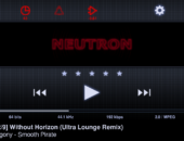 ИнтерфейсNeutron Music Player