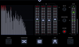 ЭквалайзерNeutron Music Player