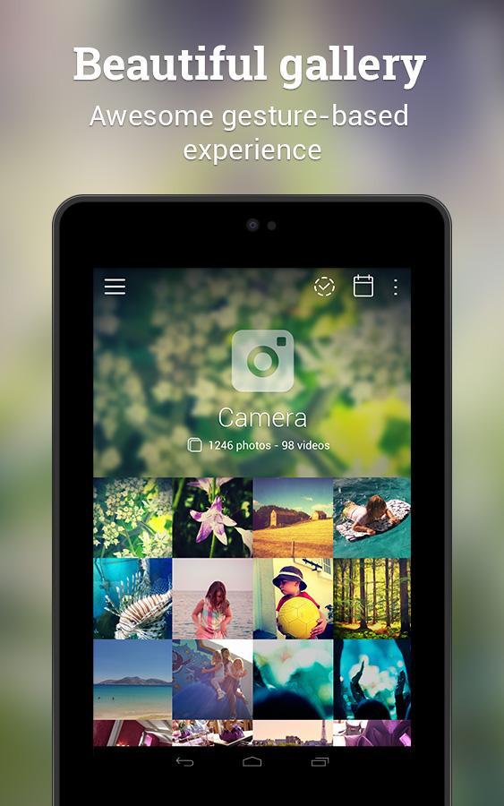 Галерея - Piktures для Android