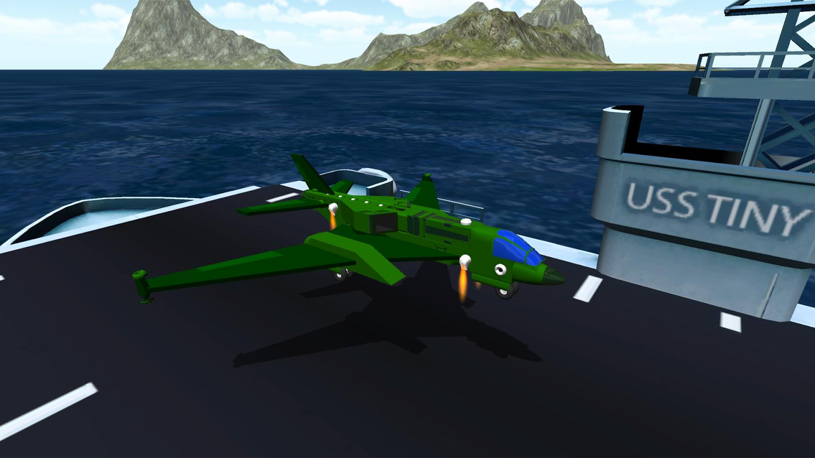 Самолет - SimplePlanes для Android