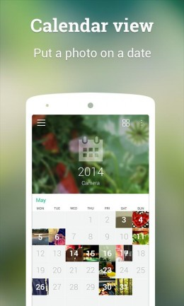 Календарь - Piktures для Android