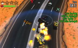 Взрыв - Reckless Getaway для Android